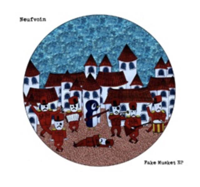 Neufvoin – Fake Musket EP (CD) *15 LEFT*